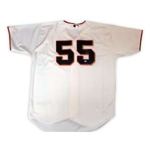 Signed Tim Lincecum Authentic Jersey