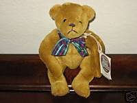 Ganz Cottage Collectibles Teddy Bear ~ Copper ~ MWT