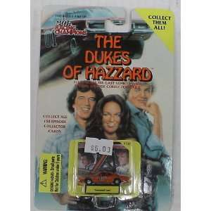 B11/12 DUKES OF HAZZARD GENERAL LEE 1 CAR MOC: Everything