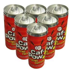 NCIS Caf Pow Energy Drink   6 Pack Everything Else