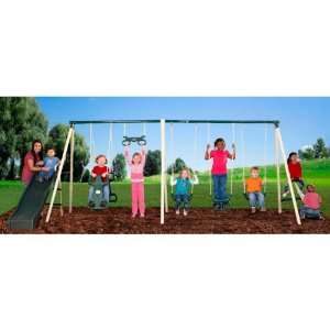 Flexible Flyer Big Adventure Swing Set Toys & Games