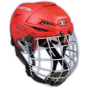 Easton Stealth S9 Hockey Helmet w/Cage Sports & Outdoors