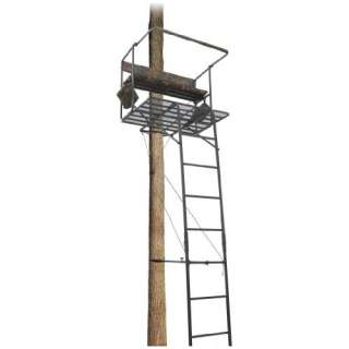 Guide Gear 17 1/2 Deluxe 2   man Ladder Tree Stand