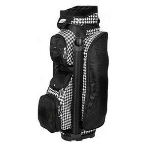 RJ Sports Ladies Boutique Golf Cart Bags   Houndstooth