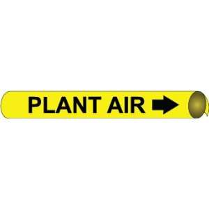 PIPE MARKERS PLANT AIR B/Y Home Improvement