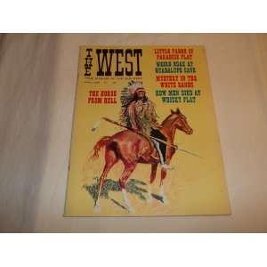 The West Magazine April 1965 (Trues Stories of the Old West