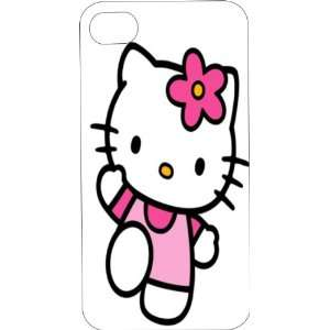Clear Hard Plastic Case Custom Designed Hello Kitty iPhone