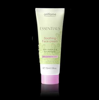 Oriflame Essentials Soothing Face Cream 75ml
