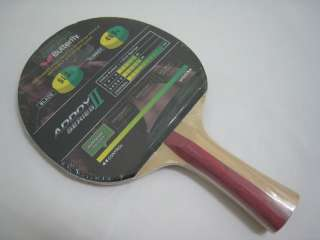 Butterfly Addoy II F2 Series Table Tennis Blade/Paddle
