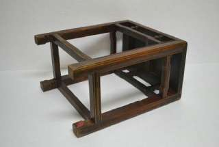 Unique Southern China Old Wooden Stool Table MAR12 04