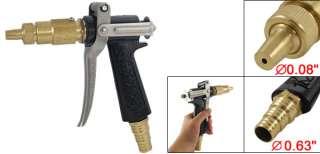 Car Washing Tool Tricolor Metal High Pressure Water Gun