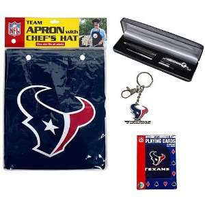 Pro Specialties Houston Texans Gift Pack For Him: Sports